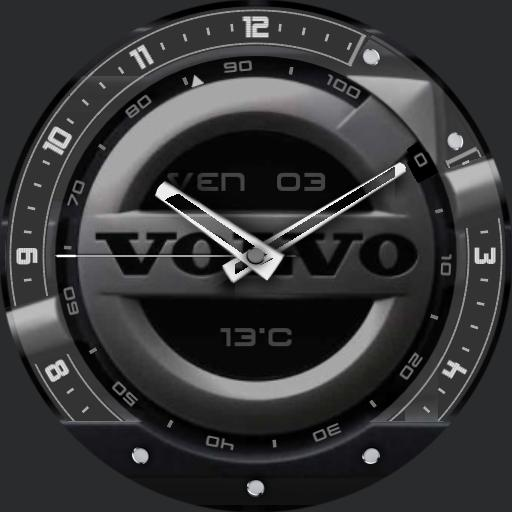 Volvo UnOfficial Themable Watch