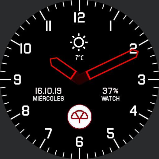 Jims Huawei Watch Mk2 Copy