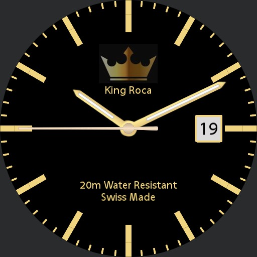 Roca King Crown