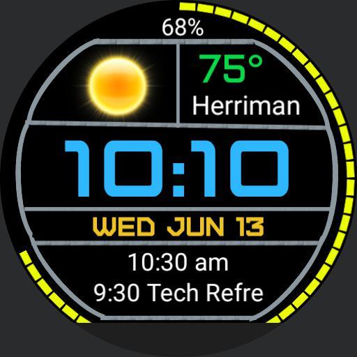 New Weather Agenda  Digital