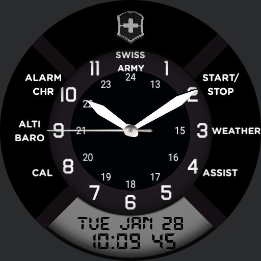 Swiss Tactical