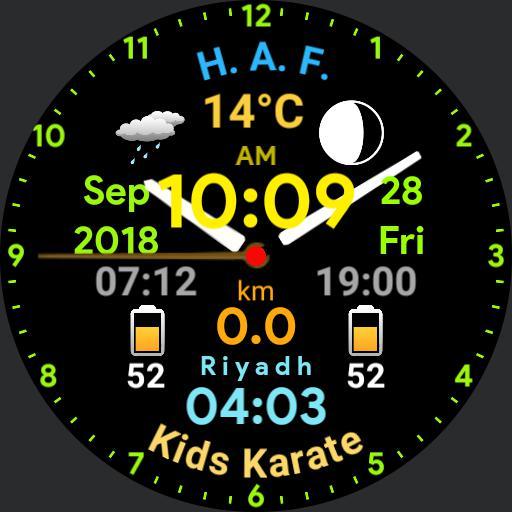 Beautiful Versatile Watch for Wear OS 5