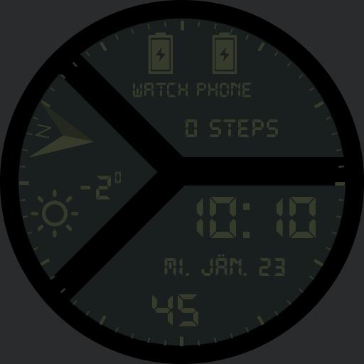 _Simple Watch Face Design With Lots of Detail by gaugaugexi