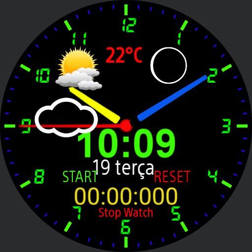 classic multi watch Copy