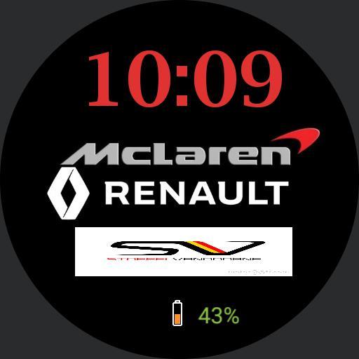 stoffel McLaren