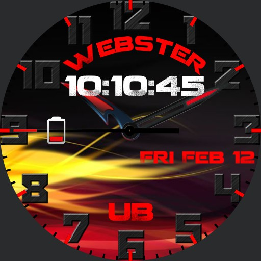 Yellow/Red Webster v1.1