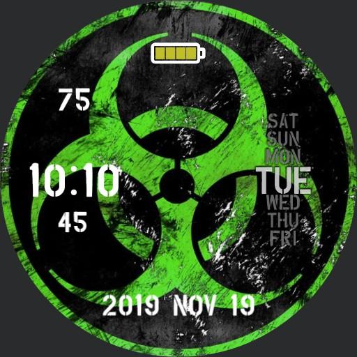 BioHazard Green 12Hr Copy