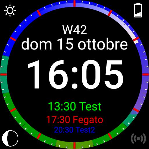 outlook rolling calendar