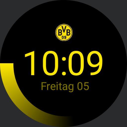 Borussia Dortmund Uhr