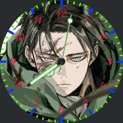 Levi Watchface