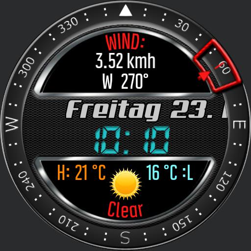 0042 Weather today for Irvan WP