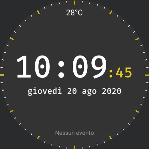 Minimal Watch - Italian version