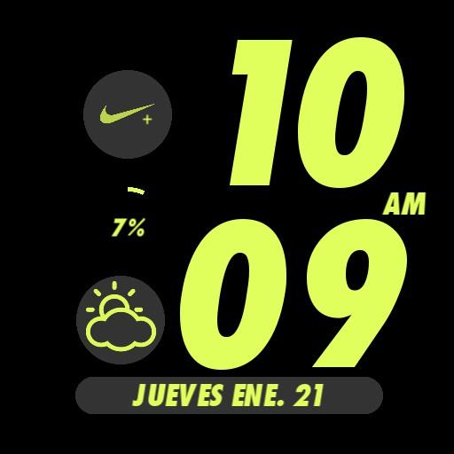 Nike Oppo Watch