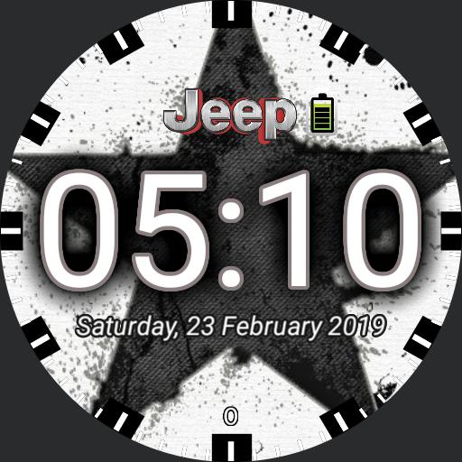 Jeep watch
