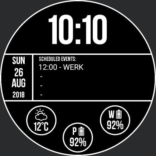 Calendar dedicated Copy