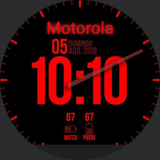 Motorola Red