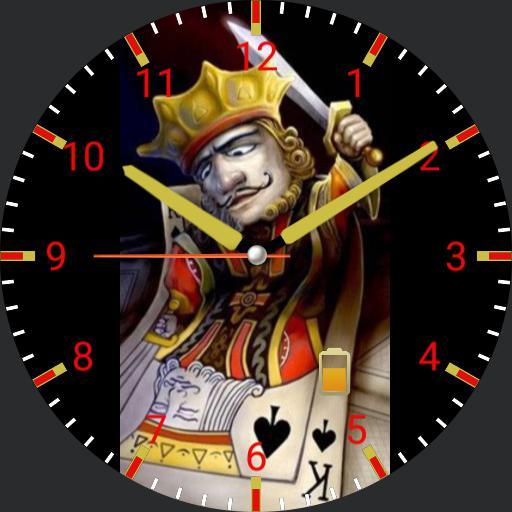 king watch