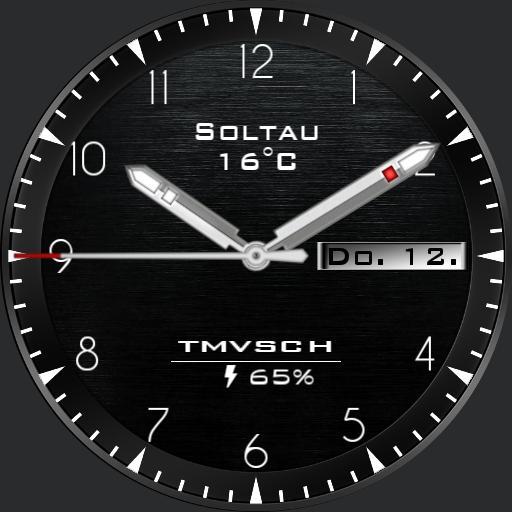 TMVSCH classic watch