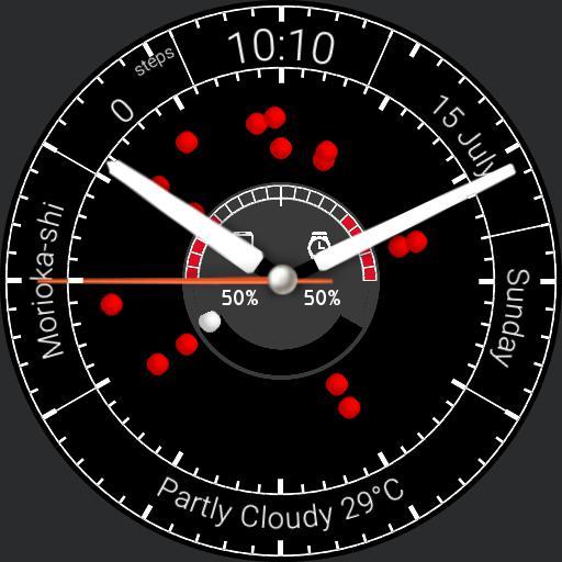 PendulumWave360 analog 20180715