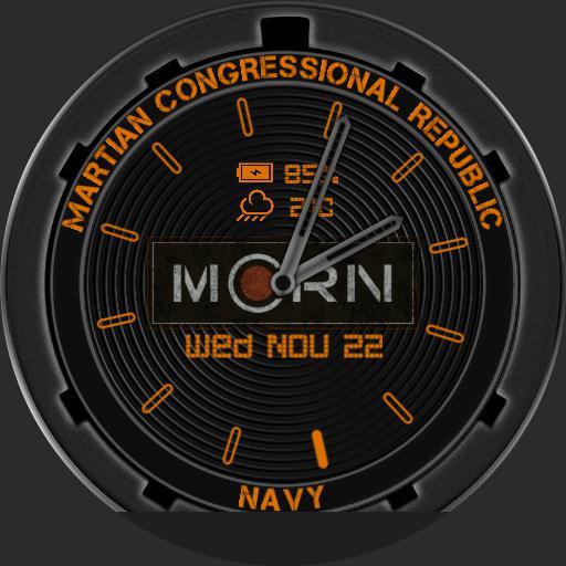 Expanse MCRN