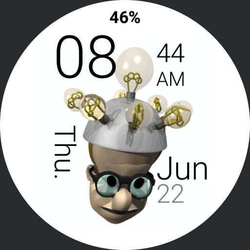 Inspector Gadget III WatchFace
