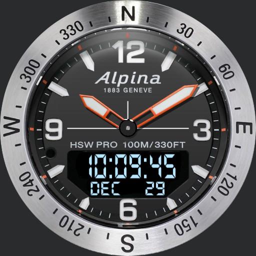 Alpina HSW Pro