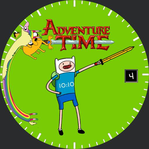 adventure Time 24h