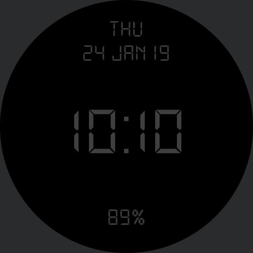 ticwatch simple