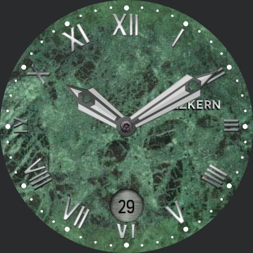 Holzkern Green Marble II