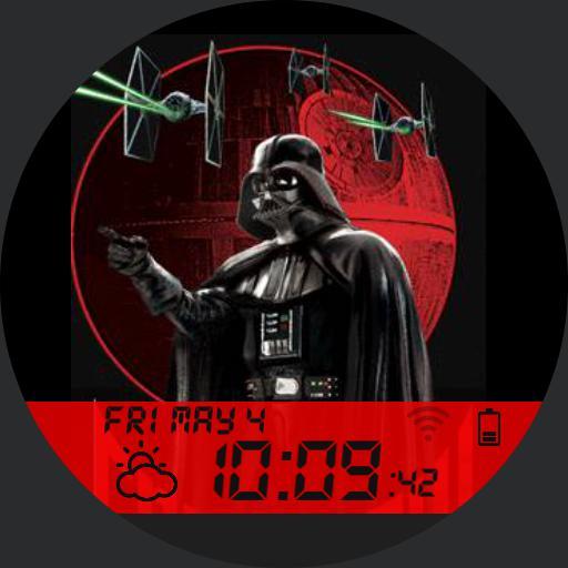 3D Star Wars - Darth Vader