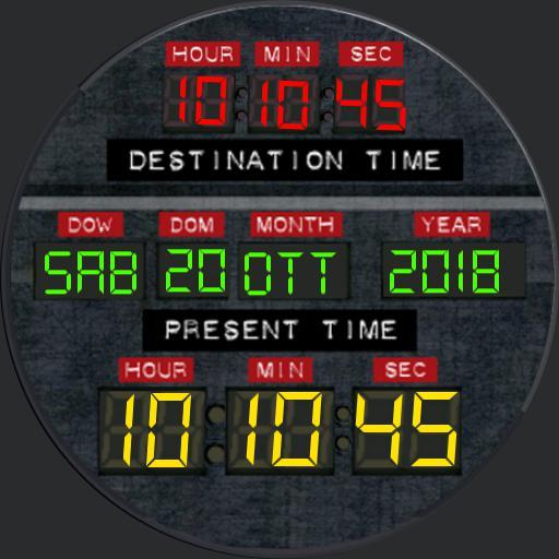 Time Circuit 1.3
