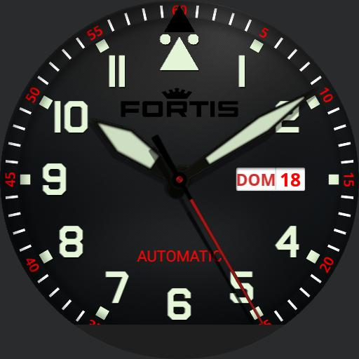 Fortis Flieger Professional 2in1 Copy