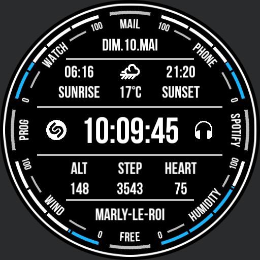 Benolf Huawei digital color media IV