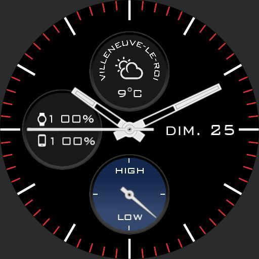 galaxy watch v2 tide