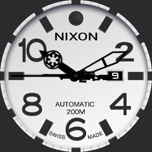 Nixon diplomatic watch