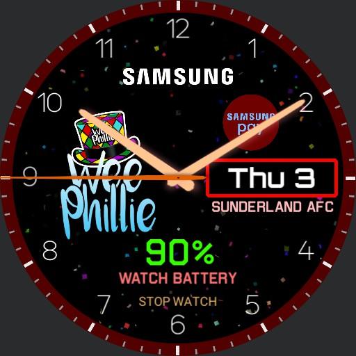 Wee Phillie SAMSUNG