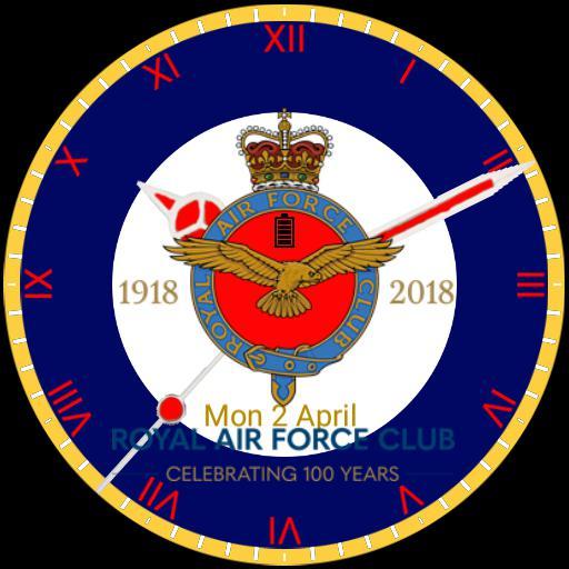 RAF Celebration 100 Years