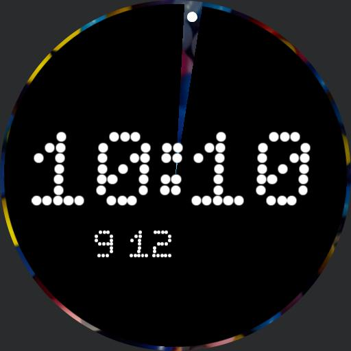 LED Clock Copy