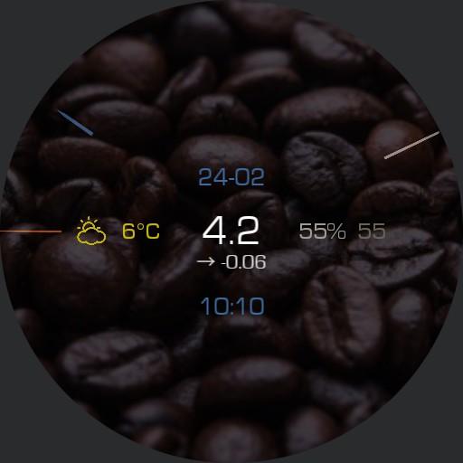 Simple xDrip Coffee/Beer v2