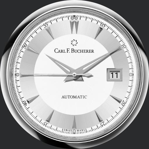 Carl F Bucherer Bogey Man Watch