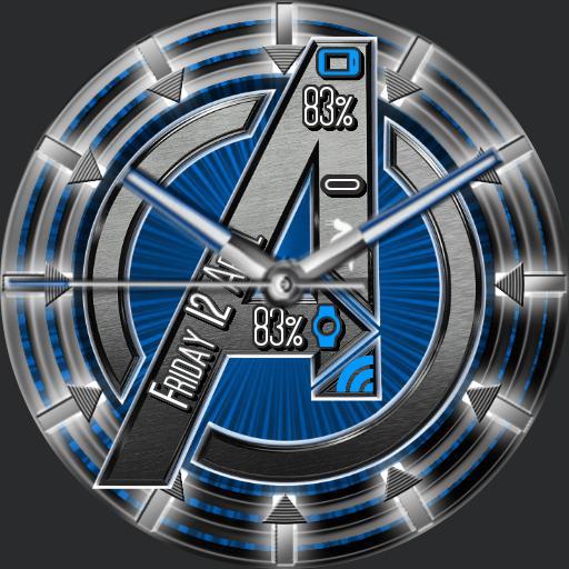 Avengers Insignia JBAI200219