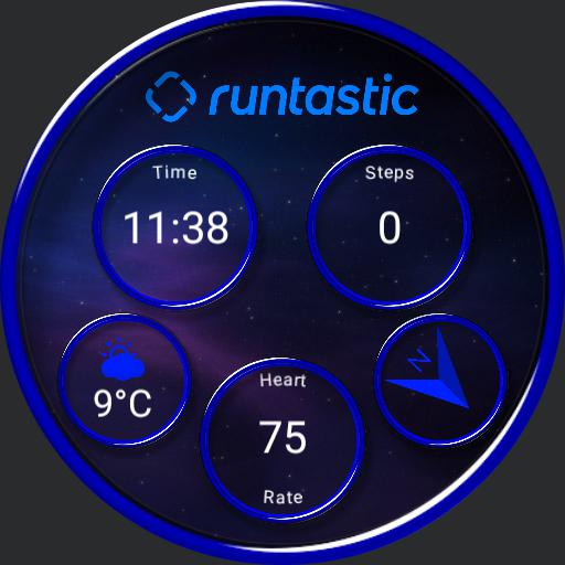 Runtastic Watch By Chillin