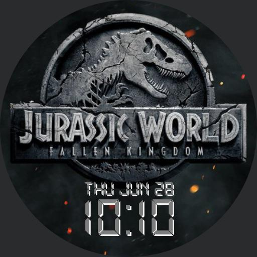 Jurrasic World simple