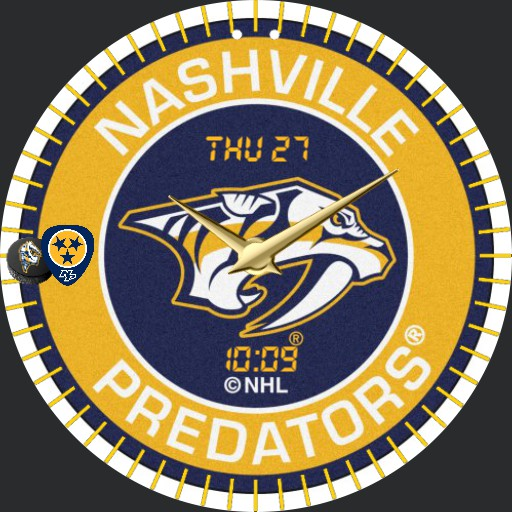 Nashville Predators Copy