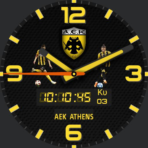 aek yellow