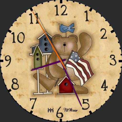 MW-Patriotic Bear