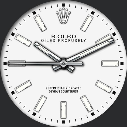 R.OLED Oyster Perpetual