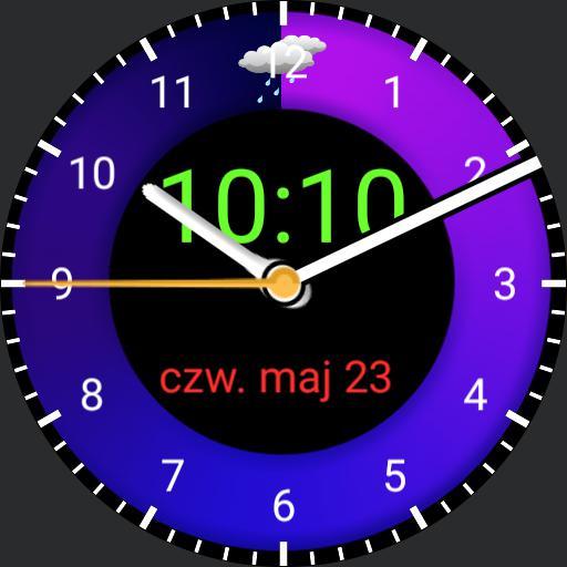 Galaxy Watch Round