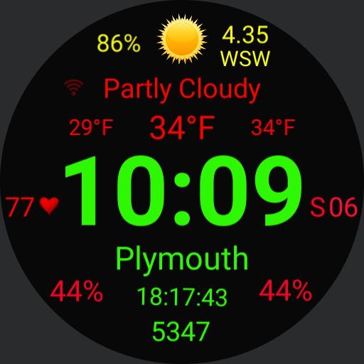 Weather v2.0 Copy