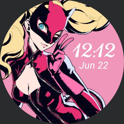 Persona 5 Ann